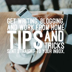 work from home tips and tricks